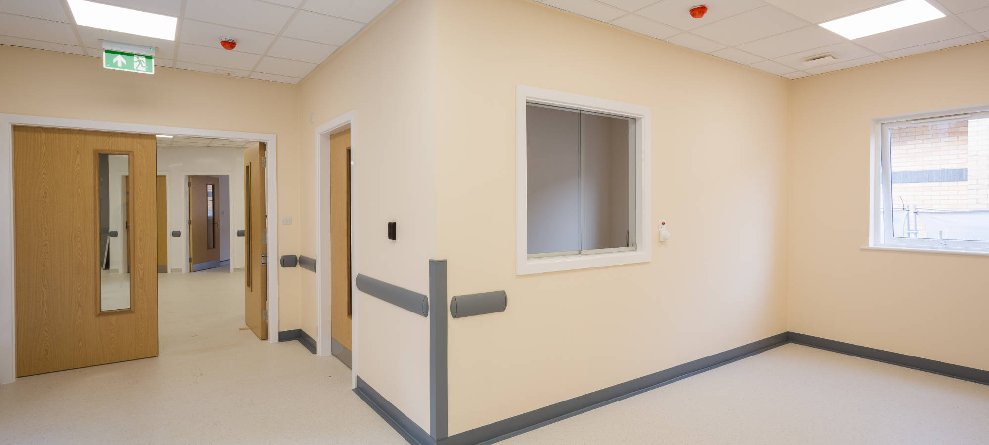 400 sq metre medical facility by Imaging Matters