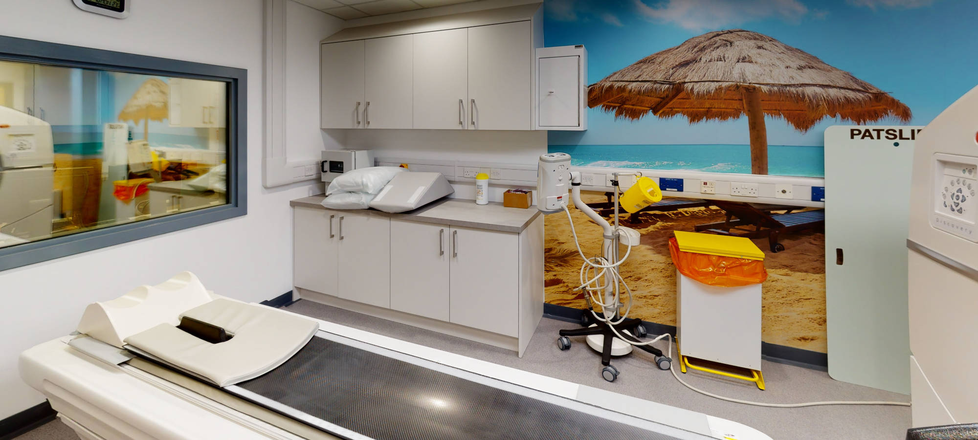 GE Digital PET CT sacnner installed by Imaging Matters